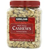 Signature's Cashews, 40 Ounce (Color: White, Tamaño: 40 ounce)