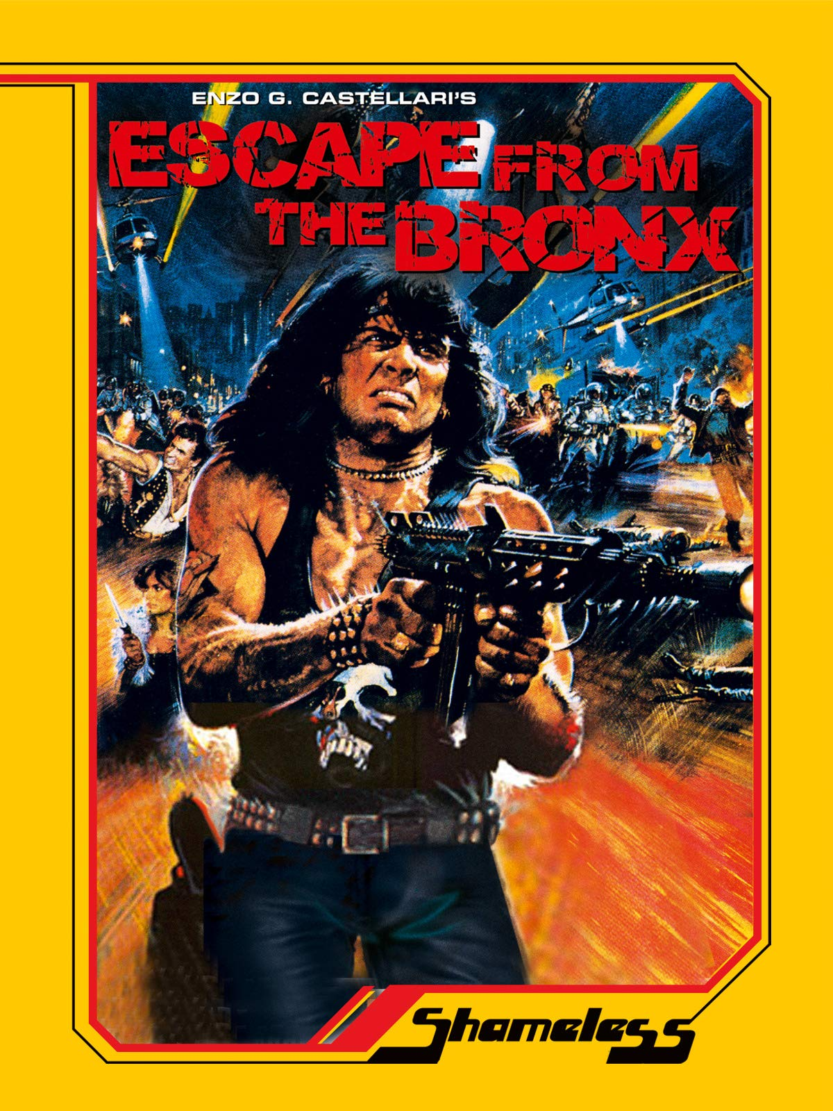 Escape from the Bronx on Amazon Prime Video UK