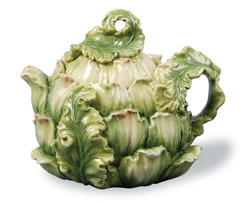 Artichoke Teapot