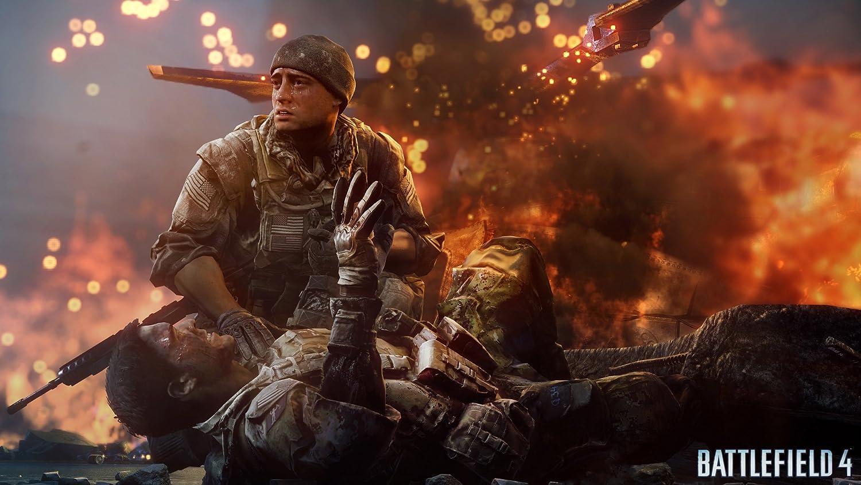 Battlefield 4 - BLACKBOX 16.9 GB