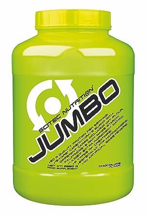 Scitec Jumbo, 2860g, Geschmack:Strawberry