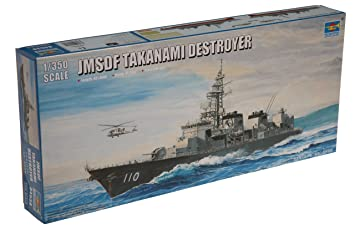 Trumpeter 4539 modèle Kit JMSDF Taka Nami Destroyer