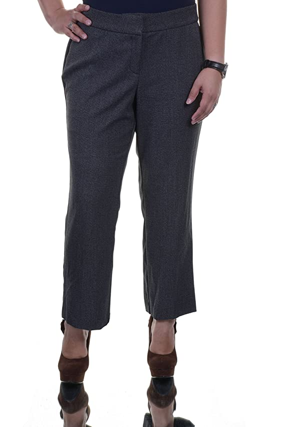 JM Collection Womens Plus Ponte Pindot Dress Pants