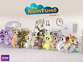 Numtums Series 1, Volume 1