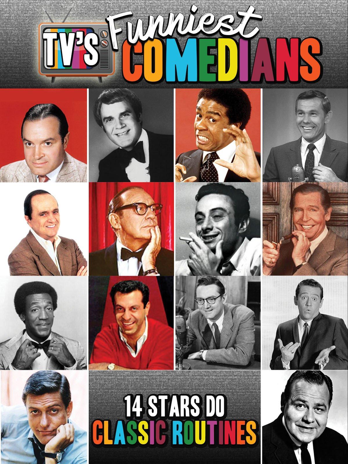 TV's Funniest Comedians on Amazon Prime Video UK