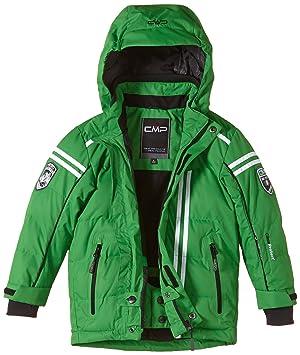723e67ef22e1 CMP - F.lli Campagnolo, Giacca da sci Bambino, Verde (Irish), 152 cm: Sport  e tempo libero: 8*