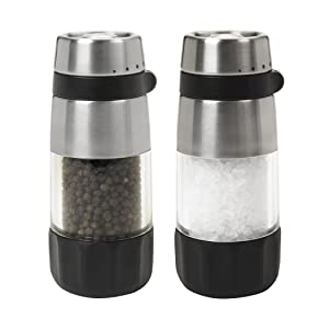 oxo good grips salt and pepper grinder set review