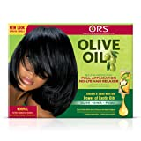 ORS Olive Oil Built-In Protection Full Application No-Lye Hair Relaxer - Normal Strength (Pack of 12) (Tamaño: Pack of 12)