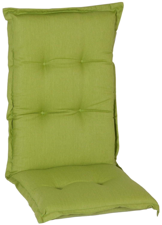 beo AU31 Nice HL Luxus-Saumauflage für hochwertiger Bezug mit hoher Lichtechtheit, angenehmer Sitzkomfort Hochlehner, circa 120 x 52 cm, circa 7 cm dick