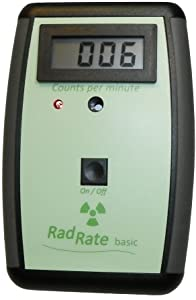 Geigerzähler Strahlenmessgerät RadRate basic  Bewertungen