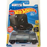 Hot Wheels 2018 50th Anniversary Experimotors Zoom In  242/365, Black (Color: Muti Colors)