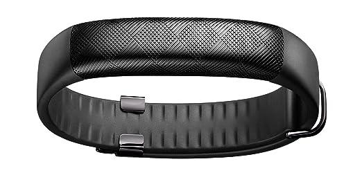 UP2 by Jawbone Activity + Sleep Tracker, Black Diamond, Classic Flat Strap