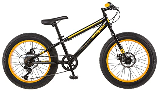 Bikes With Big Tires For Kids Mongoose Massif Boy s amp quot