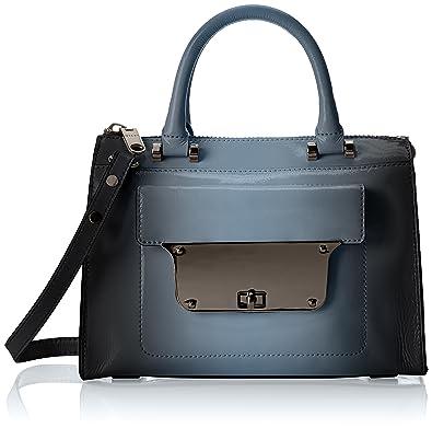 MILLY Piper Patent Handbag
