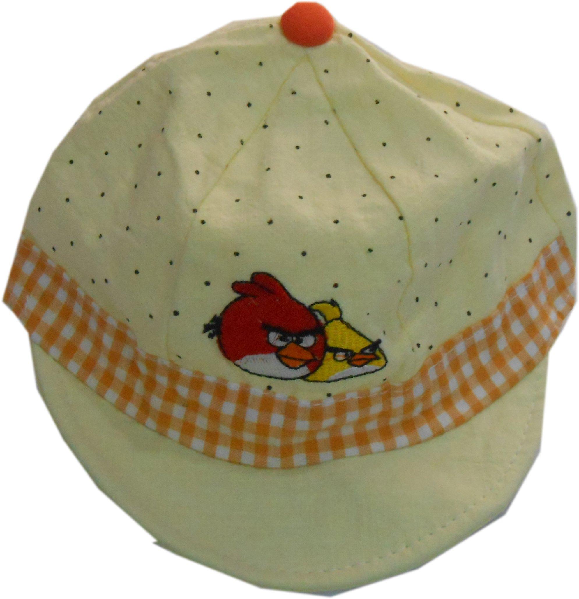 Bubbles Summer Cap / Hat Soft Elastic Closure