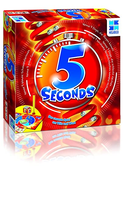Jeu 5 Seconds