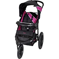 Baby Trend JG95633 Xcel Jogging Stroller (Raspberry)