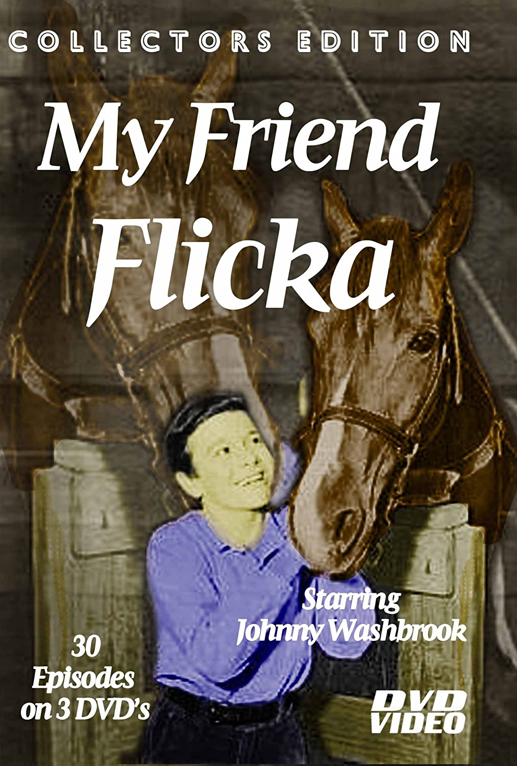 my Friend Flicka Book Series Friend Flicka-tv Series-3