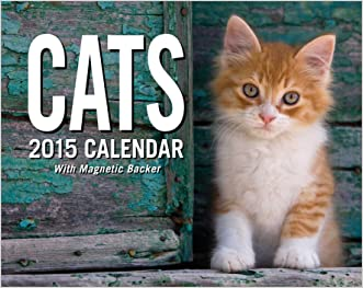 Cats 2015 Mini Day-to-Day Calendar