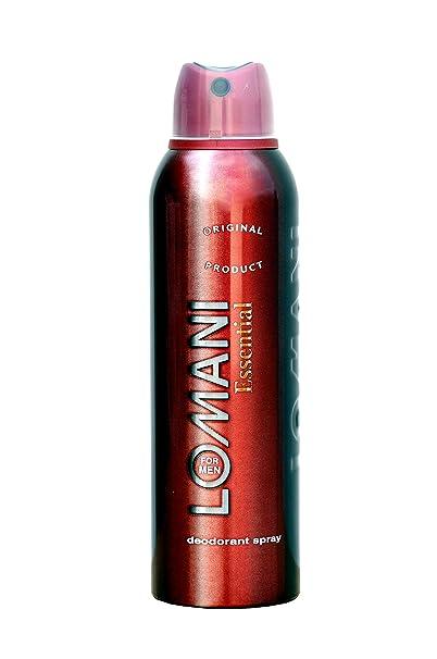 Lomani Essential Body Spray, 200ml