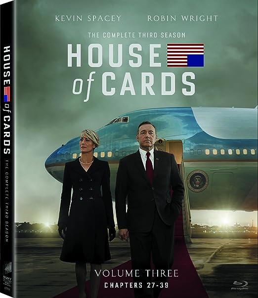 House of Cards: Season 3 [Blu-ray]