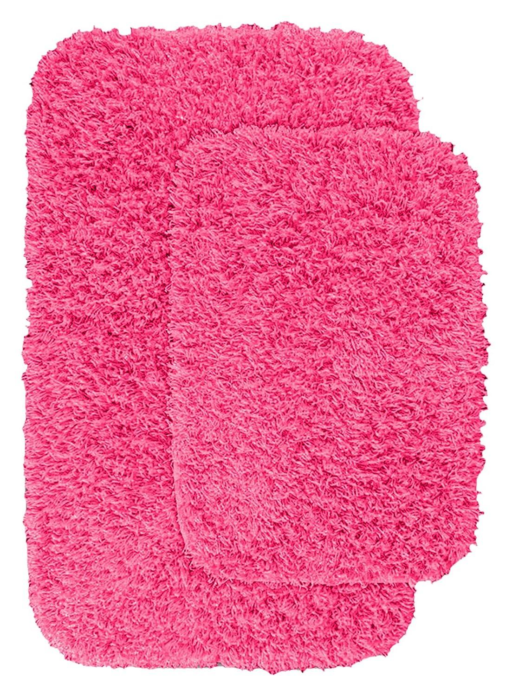 Amazon.com: Pink - Bath Rugs / Bath: Bedding & Bath