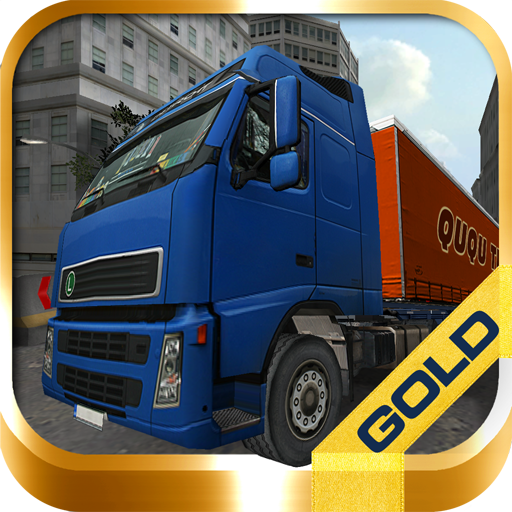 Truck Sim : Urban Time Racer - Gold Edition
