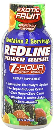 Отзывы VPX Sports Nutrition Redline Power Rush Grape