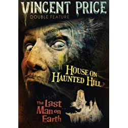 Vincent Price Double Feature: The House On Haunted Hill & The Last Man On Earth