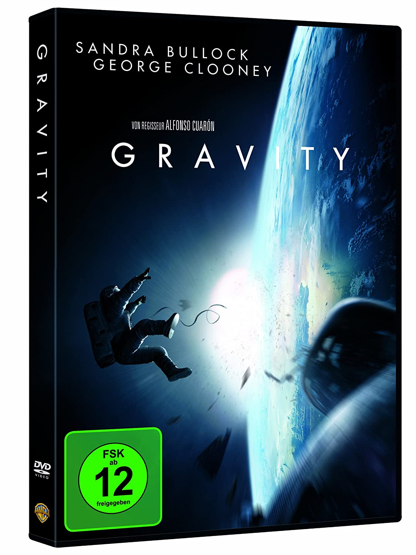 Gravity - DVD - nur 9,90€