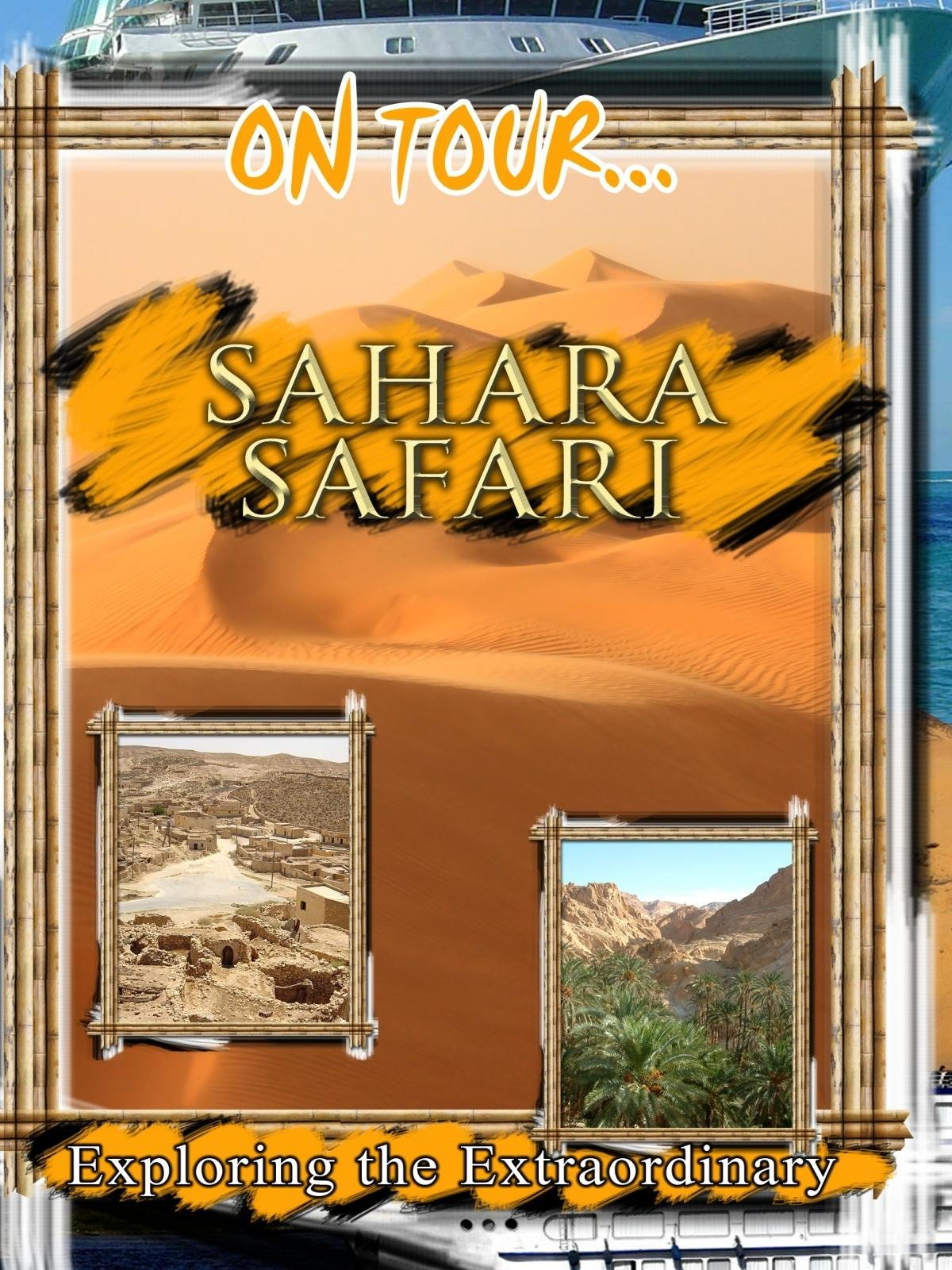 Sahara Safari on Amazon Prime Video UK