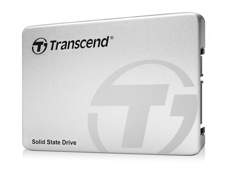 """Transcend 256GB MLC SATA III 6Gb/s 2.5"""" Solid State Drive 370 (TS256GSSD370S)"""