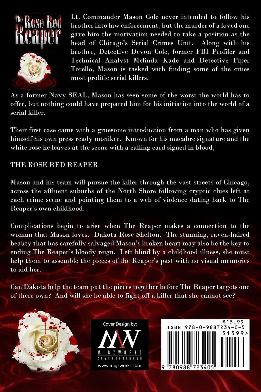 The Rose Red Reaper (Chicago Serial Crimes) (Volume 1) Kristi Loucks, B Z Hercules and Miguel Kilantang Jr.