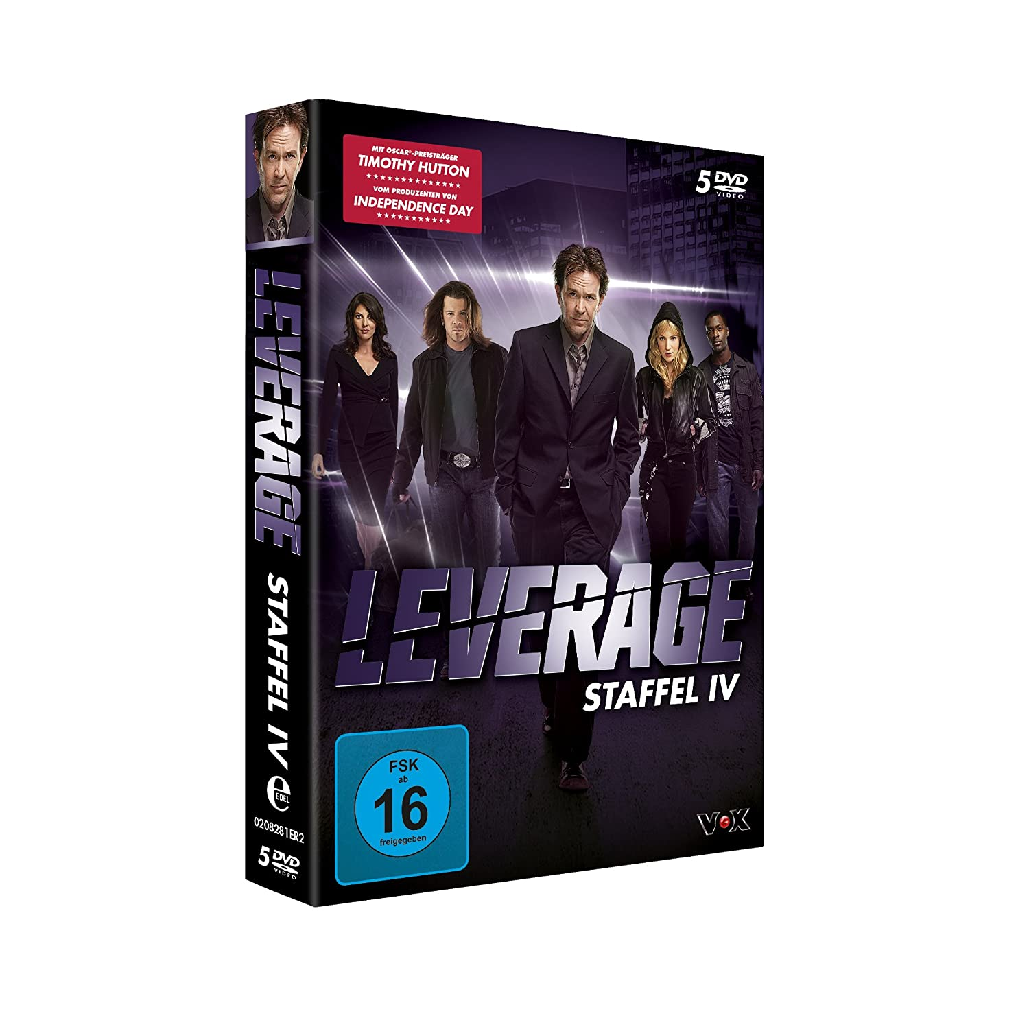 Leverage-Staffel-4