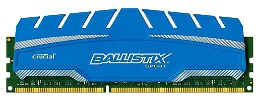 Crucial Ballistix Sport 32GB Kit 8GBx4 DDR3 1600