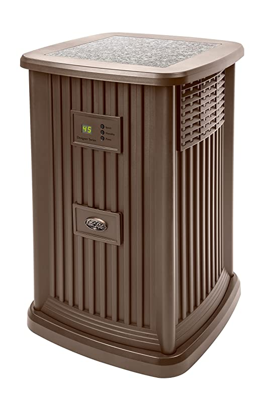 AIRCARE EP9 500 Digital Whole-House Pedestal-Style Evaporative Humidifier, Nutmeg via Amazon