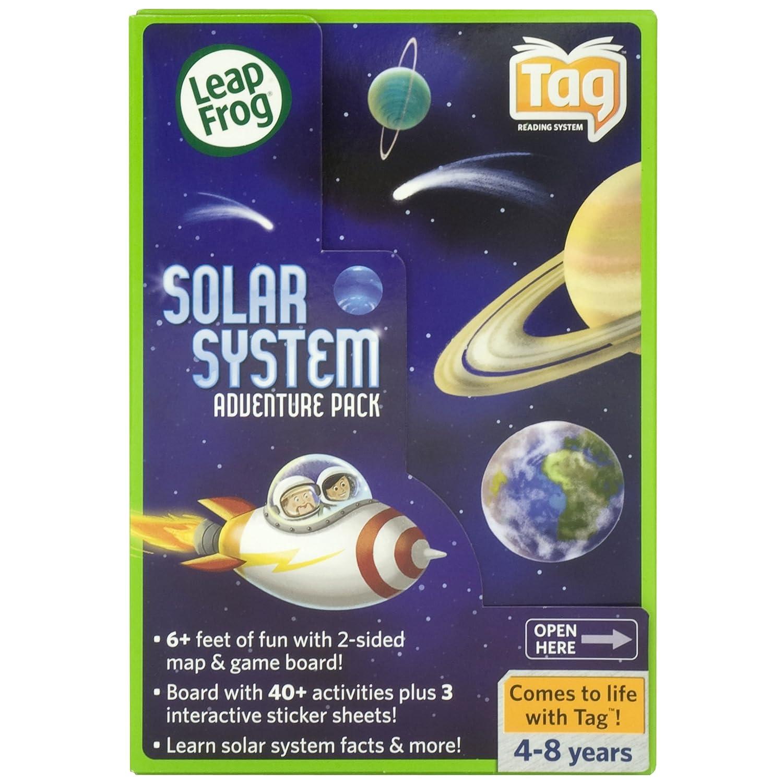 Tag Reader Solar System