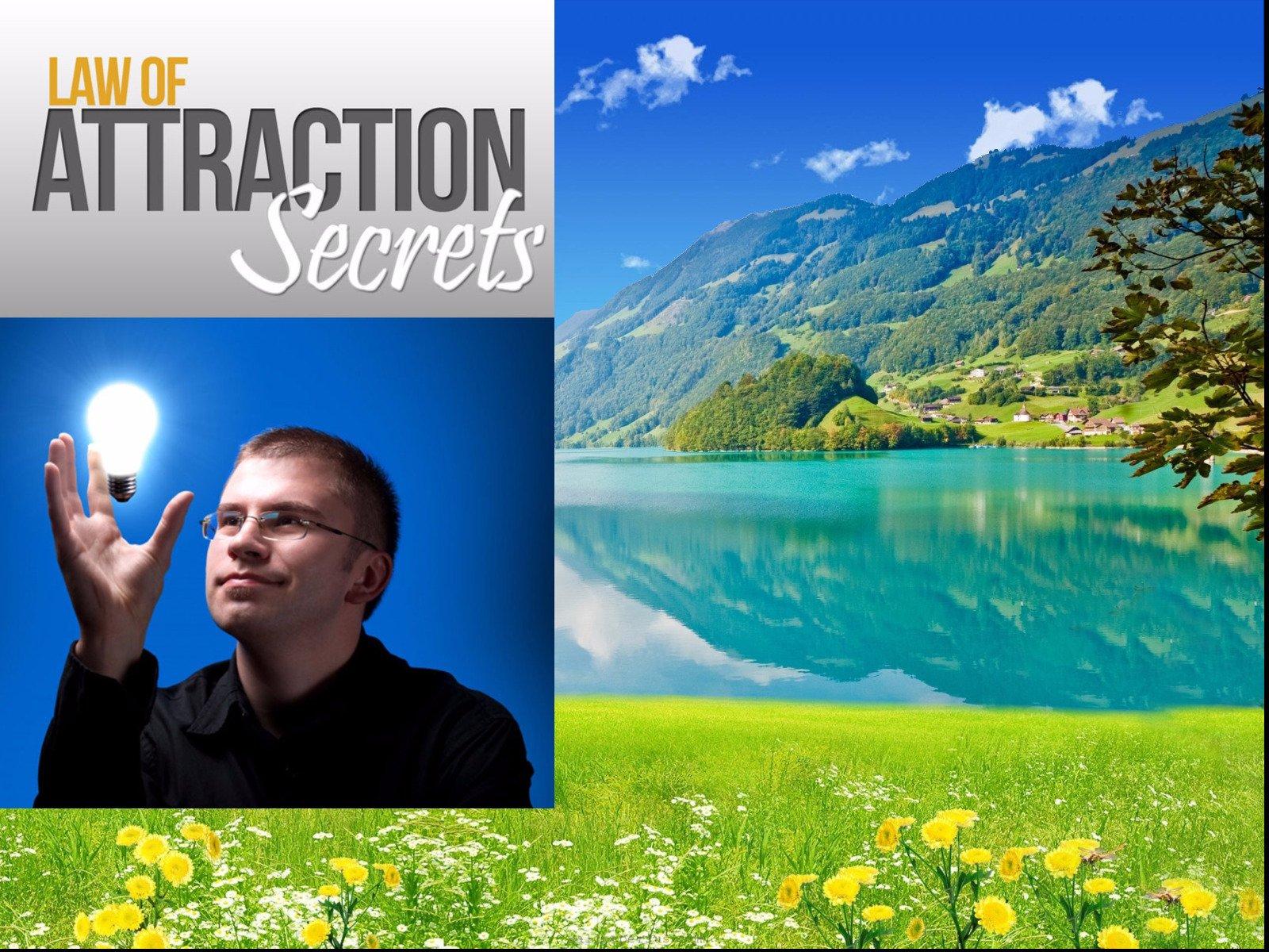 Law of Attraction Secrets. - Season 1