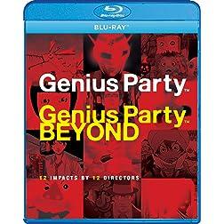 Genius Party / Genius Party Beyond [Blu-ray]