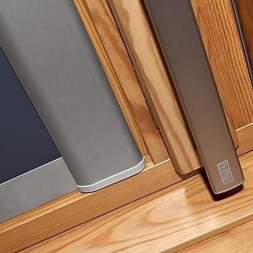 a store pour fen tres de de toit bleu fonc de victoria m compatible compatible avec velux. Black Bedroom Furniture Sets. Home Design Ideas