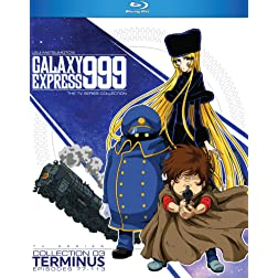 Galaxy Express 999 TV Series Collection 3 [Blu-ray]