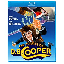 The Pursuit of D.B. Cooper [Blu-ray]