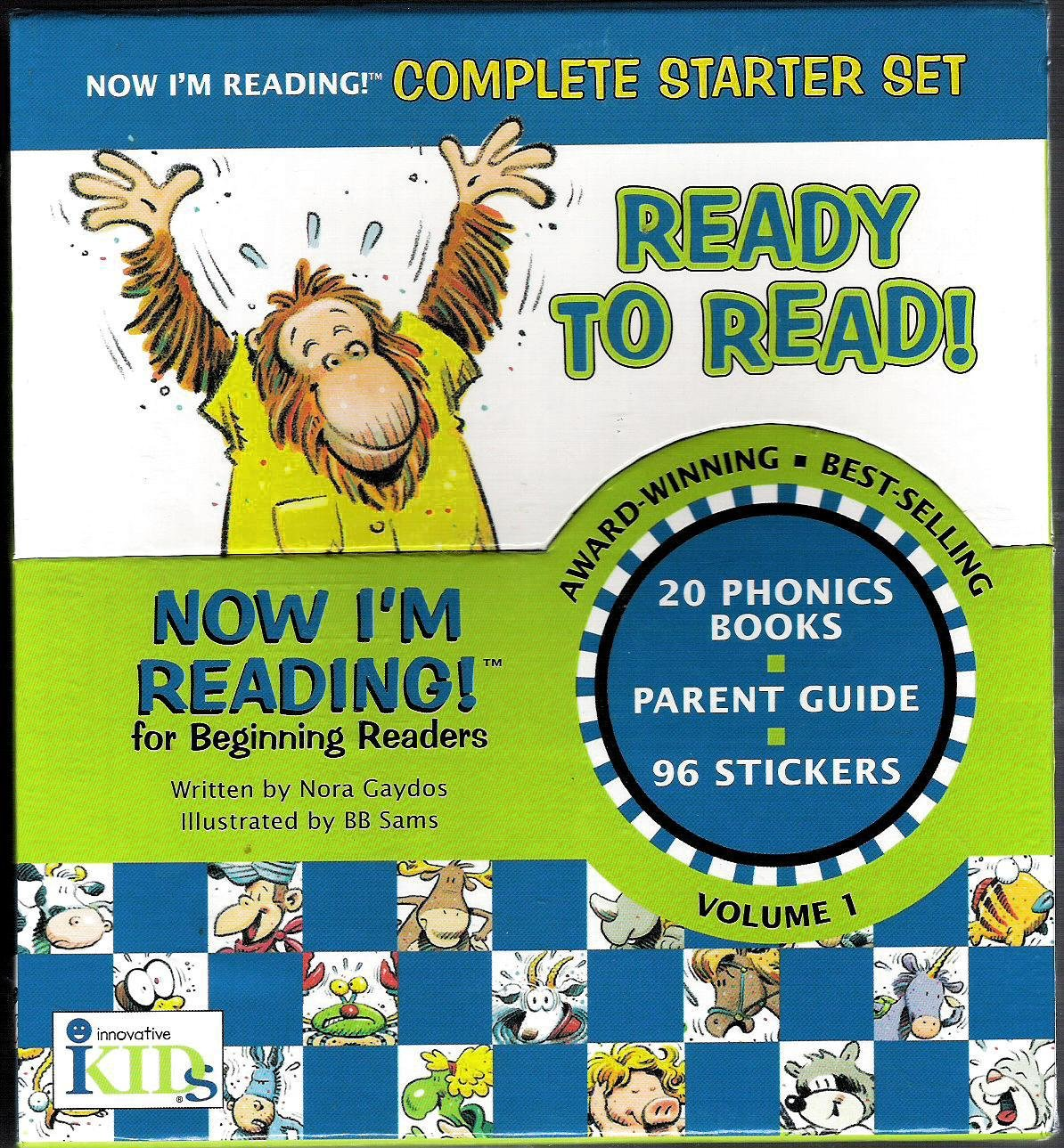 Advanced reading skills will Y Is For You Can Do It Nora Gaydos