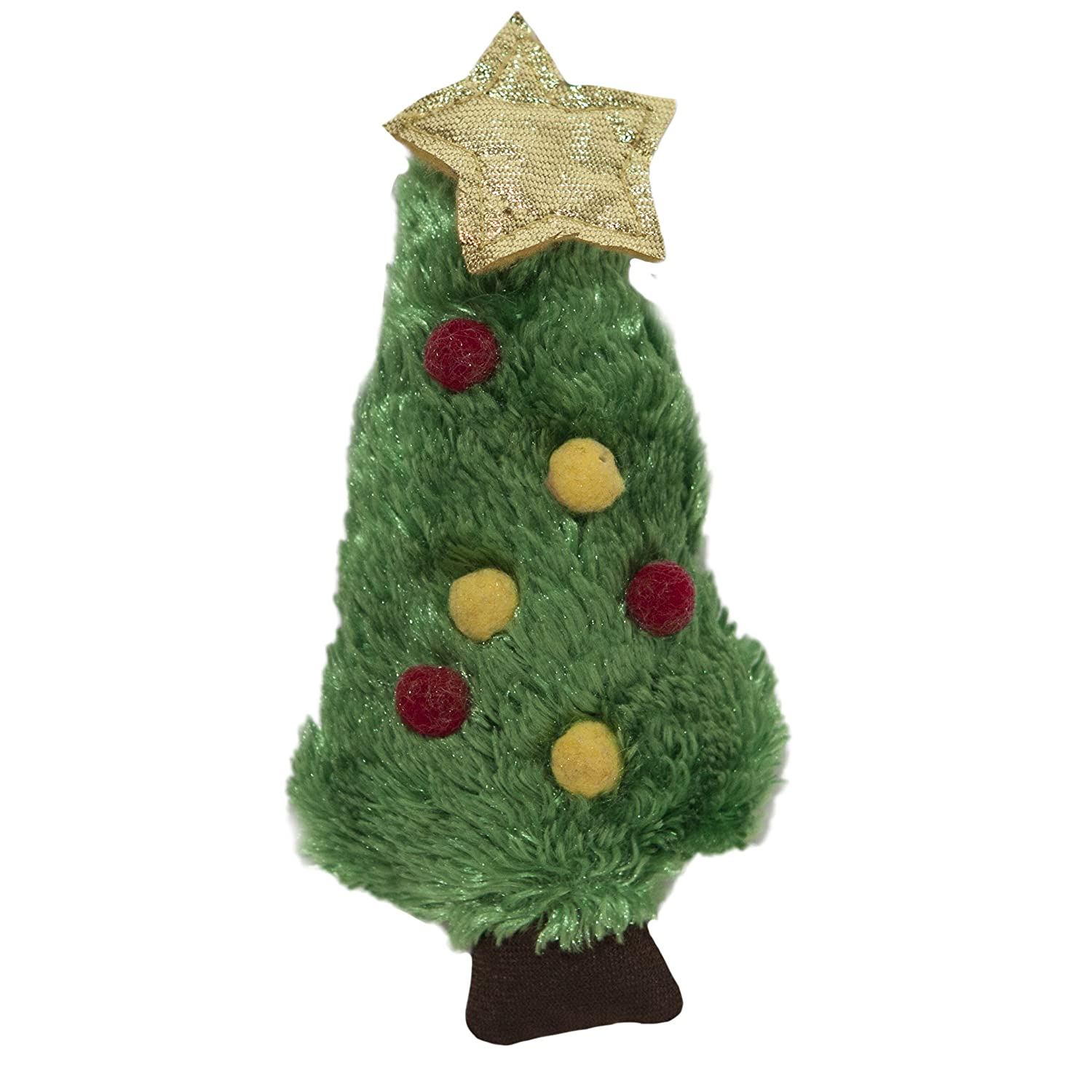 Christmas Tree Cat Grab Toy