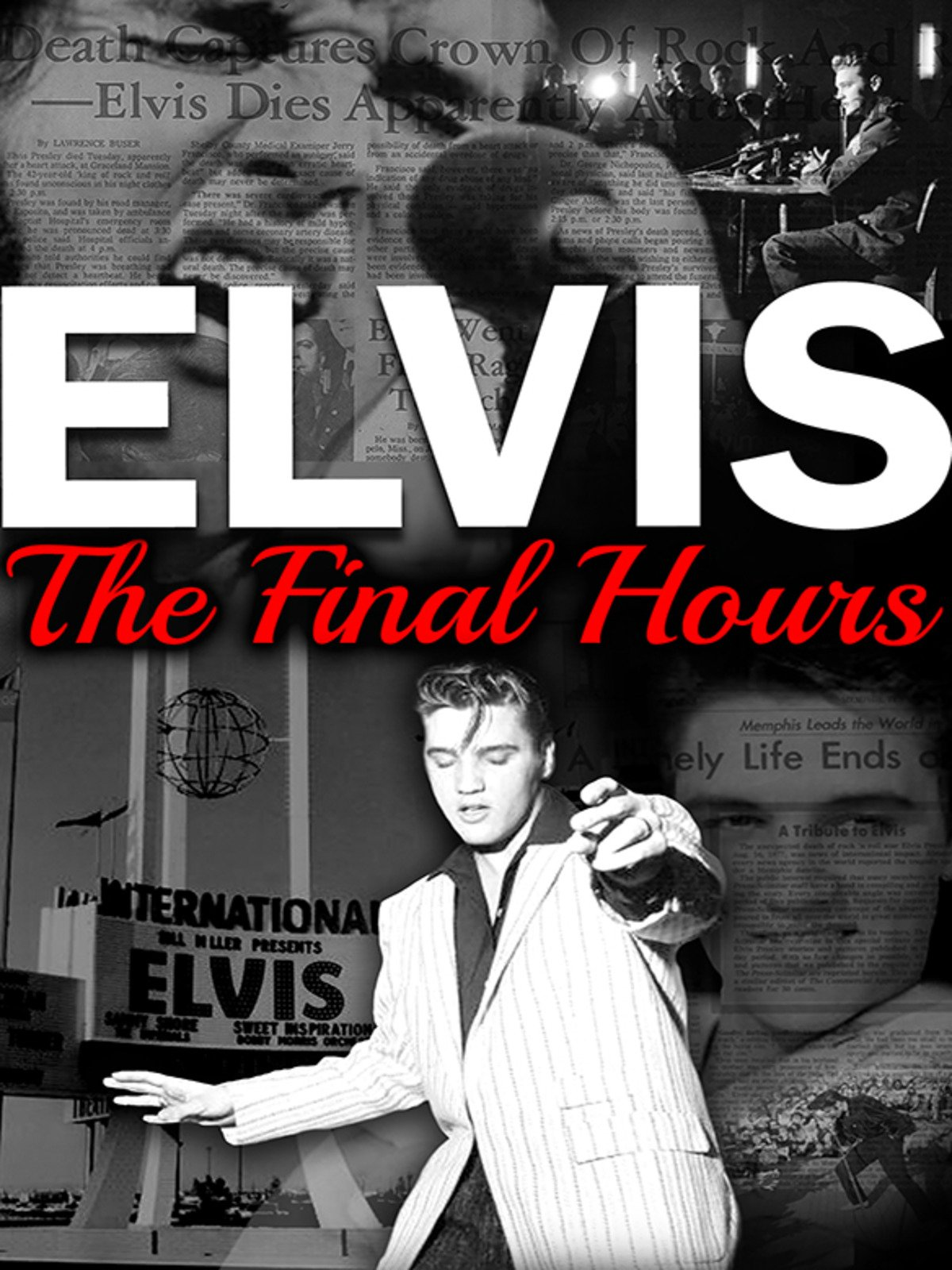 Elvis Presley: The Final Hours