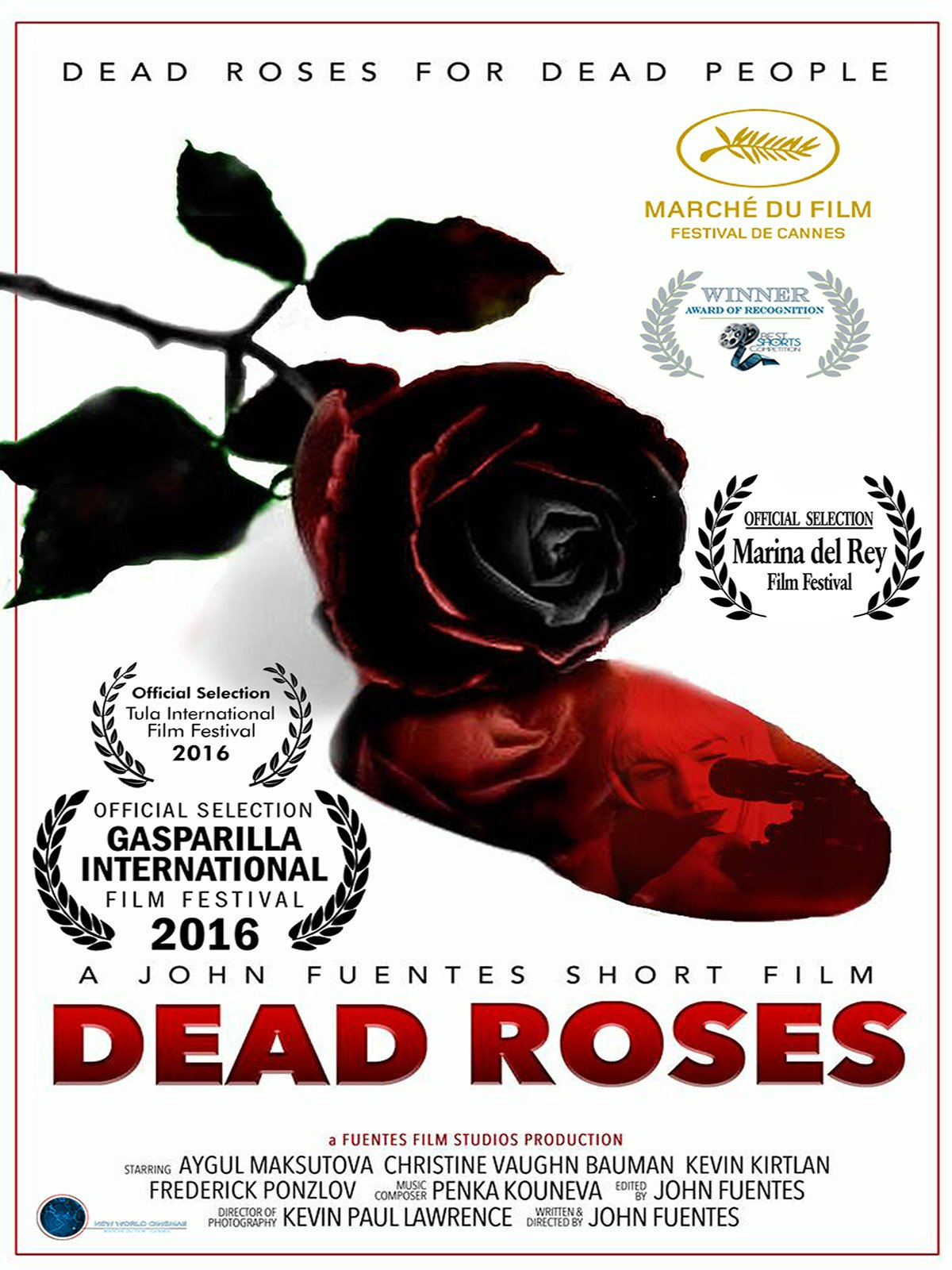 Dead Roses on Amazon Prime Instant Video UK