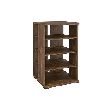 Nexera 101012 Jasper Audio Cabinet, Truffle