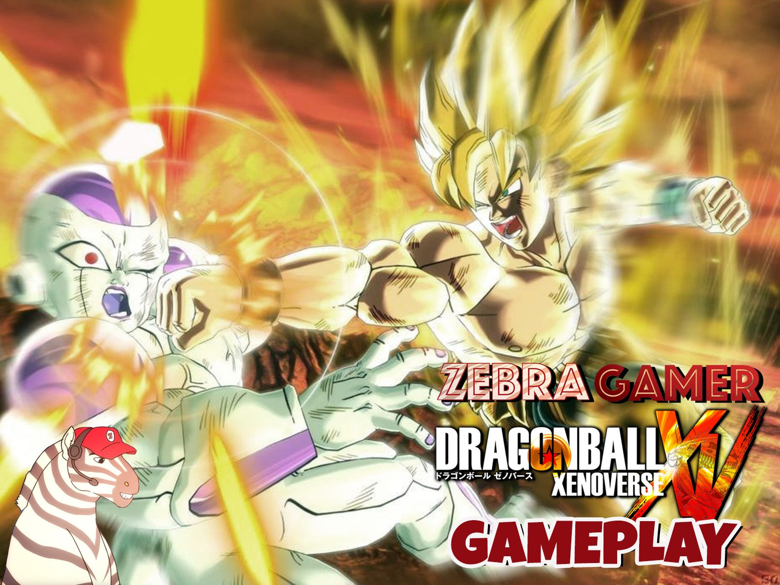Clip: Dragon Ball Xenoverse Gameplay - Season 1