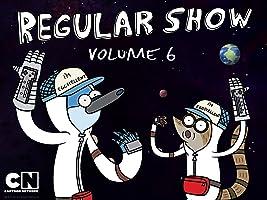 Regular Show Season 6