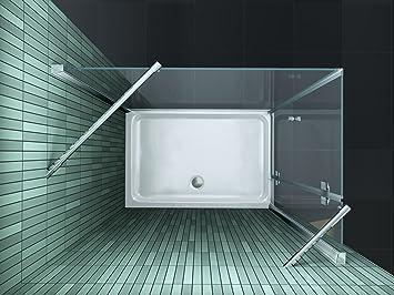 cabine de douche sill s 100 100 x 80 x 195 cm sans sans bac bricolage m113. Black Bedroom Furniture Sets. Home Design Ideas